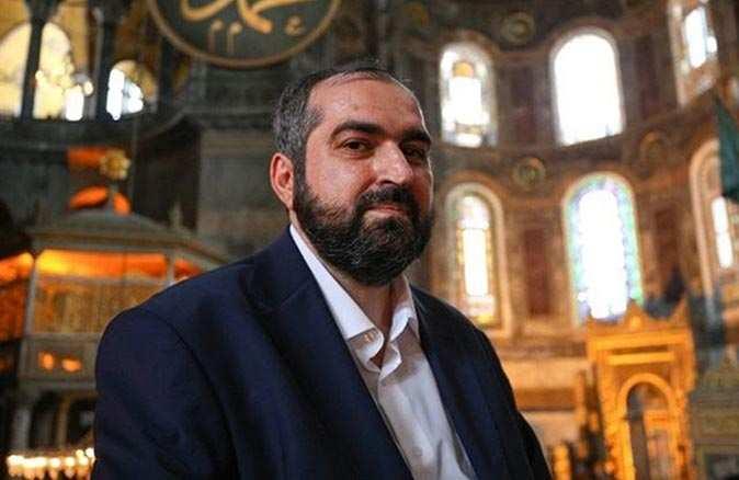 Ayasofya Camii eski imamı Mehmet Boynukalın koronavirüse yakalandı