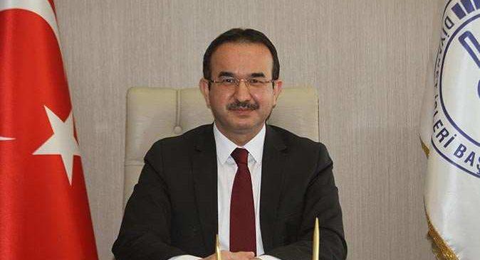 Yeni Antalya Müftüsü Nazif Fethi Yalçınkaya bu yılki fitre miktarını açıkladı