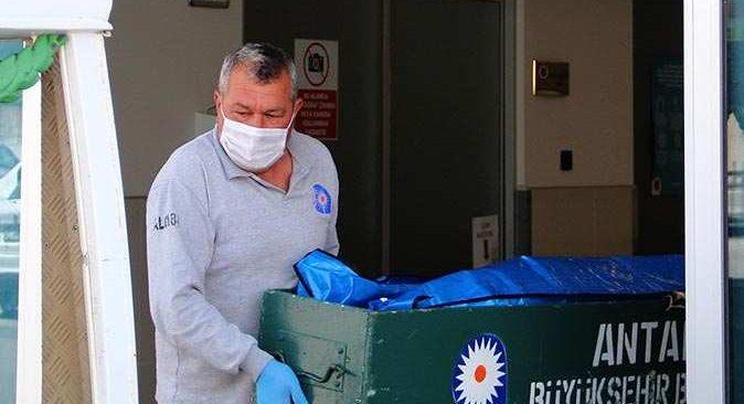 Antalya'da komşusunu öldüren Osman Avcı yakalandı!