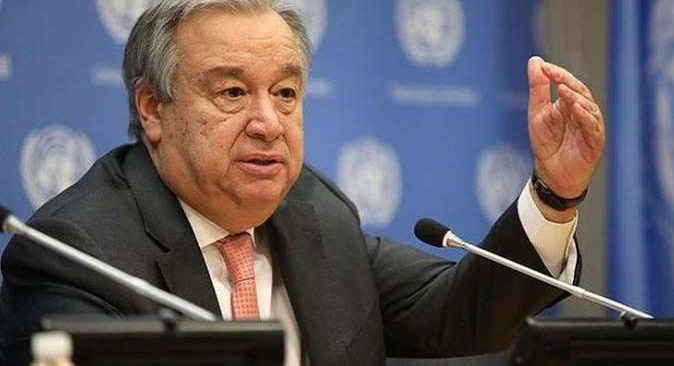 BM Genel Sekreteri Antonio Guterres: Henüz yeterince ortak zemin bulamadık