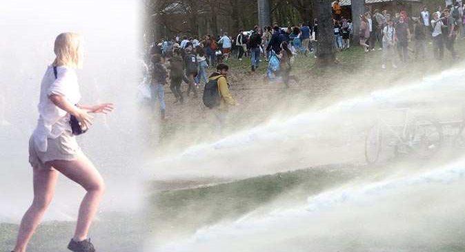 Brüksel'de 1 Nisan şakası kötü bitti