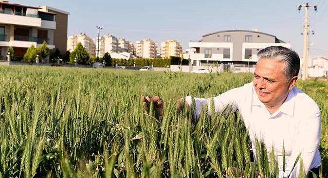 Muratpaşa Belediye Başkanı Ümit Uysal: Her yerde hep beraber üretelim