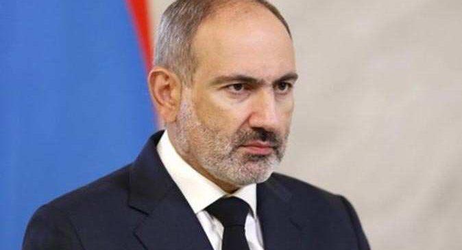SON DAKİKA! Ermenistan Başbakanı Nikol Paşinyan istifa etti