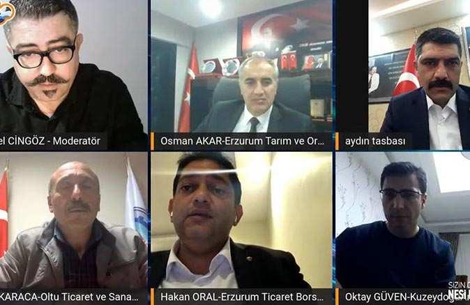 Sizin Oraların Nesi Meşhur programının bu haftaki konuğu Erzurum oldu