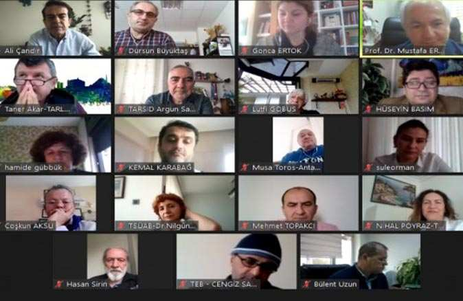 Başkan Ali Çandır: Akademik çalışmalar tozlu raflarda kalmasın