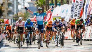56'ncı Cumhurbaşkanlığı Türkiye Bisiklet Turu'nun3. etabını tamamlandı!