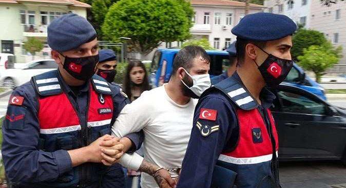 Antalya'da firari uyuşturucu taciri jandarmadan kaçamadı