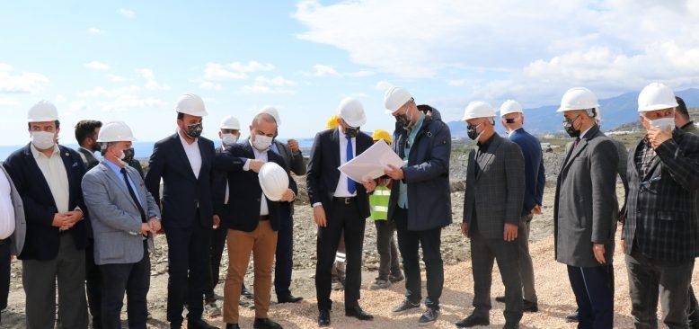 Alanyaspor'un yeni tesisi tanıtıldı