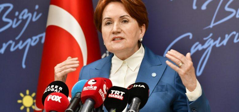 İYİ Parti lideri Meral Akşener: Bu zevzekliklerden Türkiye çok çekti