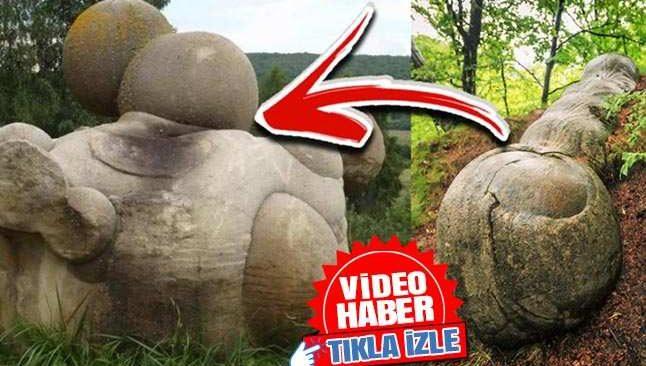Romanya'da dünyayı şaşırtan sır... Bu taşlar büyüyor ve hareket ediyor