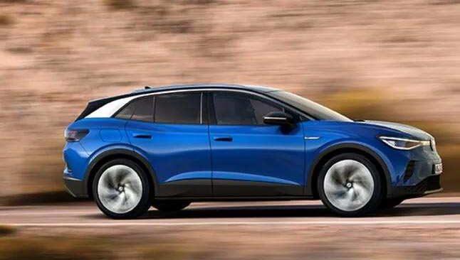 Volkswagen ID.4, '2021 Dünyada Yılın Otomobili' ödülünü kazandı