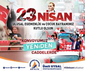 23 Nisan Muratpaşa