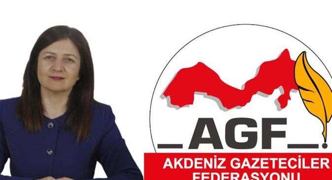 AGF Başkanı Gaye Coşkun'dan 23 Nisan mesajı