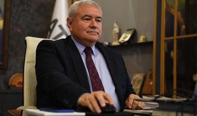 ATSO Başkanı Davut Çetin Antalya ekonomisini değerlendirdi