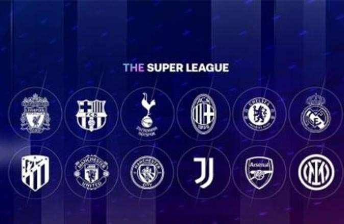 Atletico Madrid ve Inter, Avrupa Süper Ligi'nden çekildiğini açıkladı