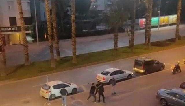 Antalya'da otomobil sürücüsü, tartıştığı motosiklet sürücüsünü darp etti