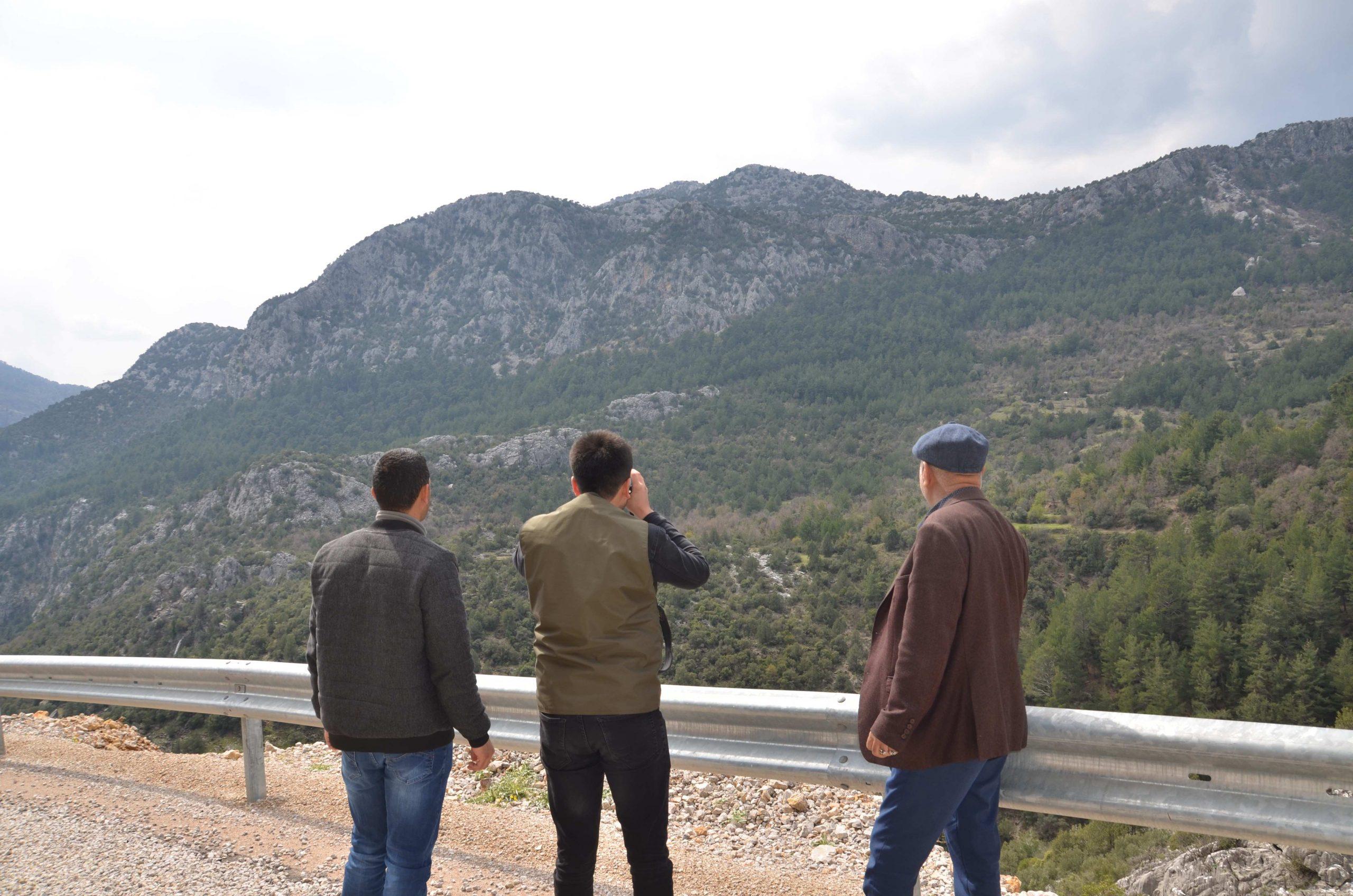 Antalya'da ekipler kaçak avcılara göz açtırmıyor