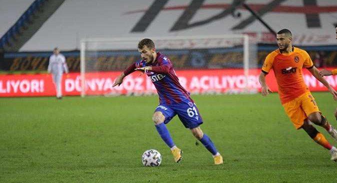 Trabzonspor, Abdulkadir Parmak'ın kadro dışı kaldığını açıkladı
