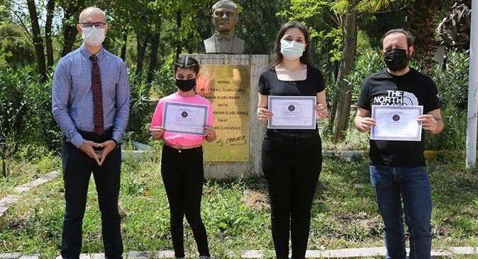 Akdeniz Üniversitesi öğrencilerinden gururlandıran başarı