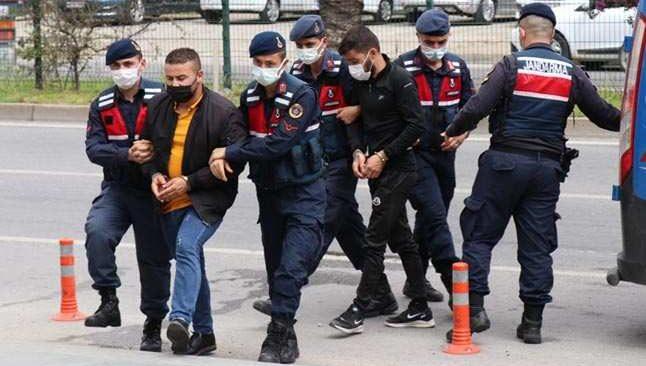 Alanya'da yasa dışı bahis operasyonuna tutuklama ve ev hapsi cezası