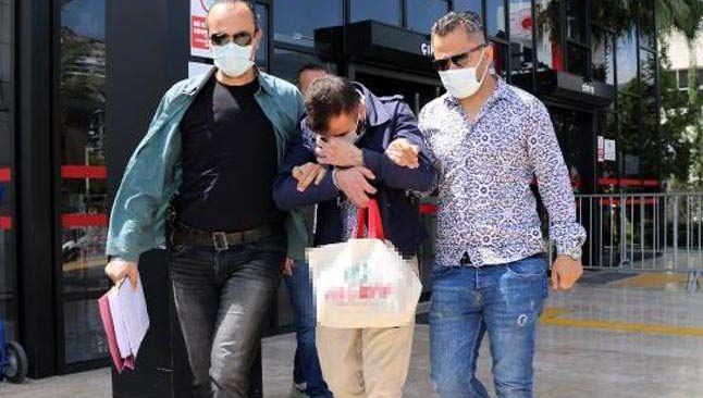 18 yıl hapisle aranıyordu! Antalya'da yakalandı...