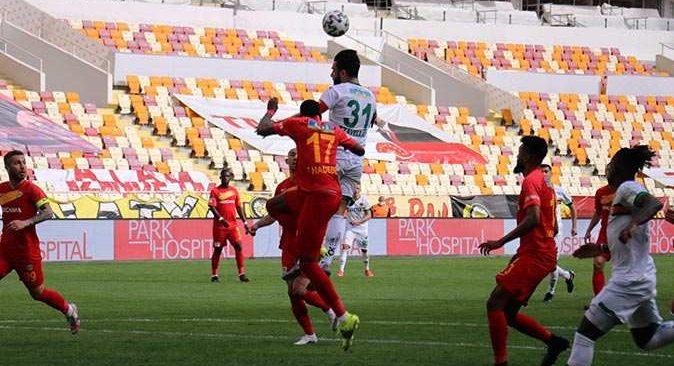 Son dkaika... Alanyaspor deplasmanda Malatyaspor'a mağlup oldu