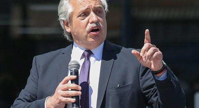Arjantin Devlet Başkanı Alberto Fernandez koronavirüse yakalandı