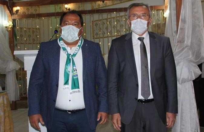 Son dakika.... Serik Belediyespor Başkanı Ali Aksu hayatını kaybetti