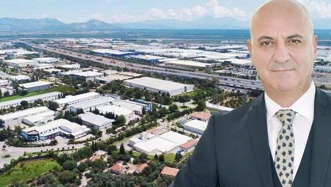 Antalya OSB Başkanı Ali Bahar: Sözlü desteği sahada da görmek istiyoruz