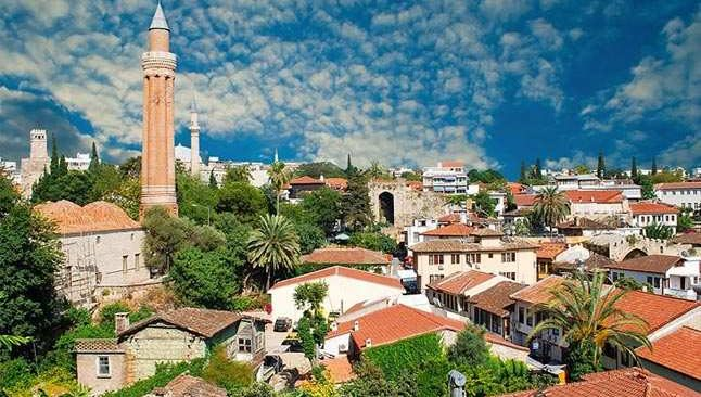 24 Nisan Cumartesi Antalya'da hava durumu
