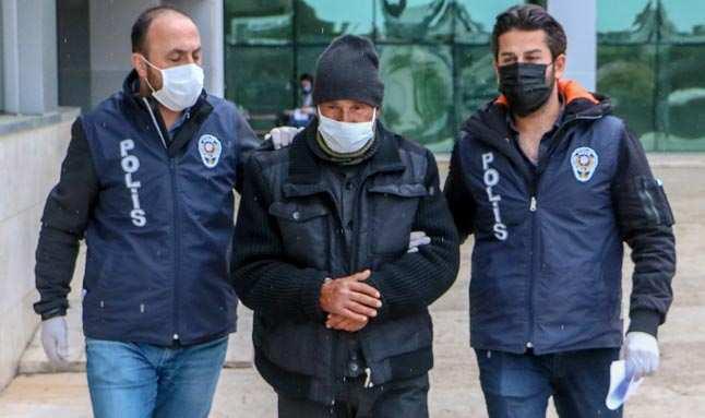 Antalya'da köpeğe cinsel saldırıda bulundu! Savunması pes dedirtti...