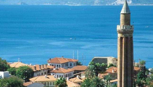 8 Nisan Perşembe Antalya'da hava durumu...