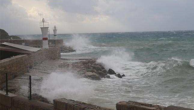 Dikkat! Antalya için fırtına uyarısı