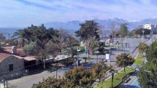 19 Nisan Pazartesi Antalya'da hava durumu...