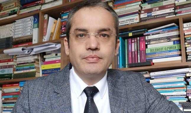 Antalyalı siyasetçi Av. Ali Aktaş cumhurbaşkanı adaylığını açıkladı