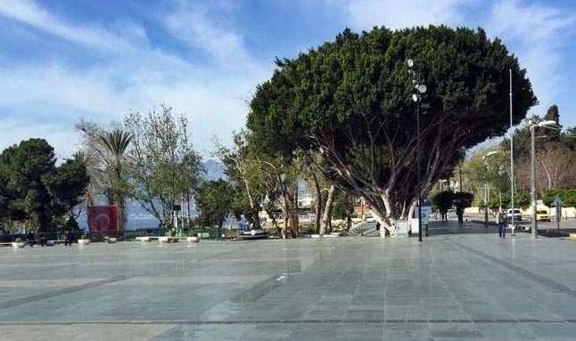 1 Mayıs Cumartesi Antalya'da hava durumu