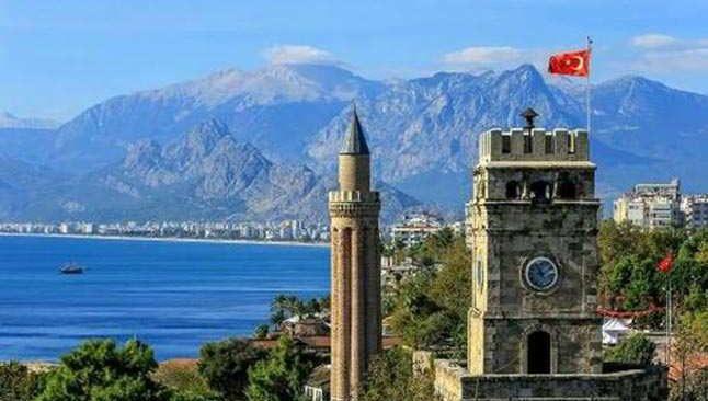 17 Nisan Cumartesi Antalya'da hava durumu...