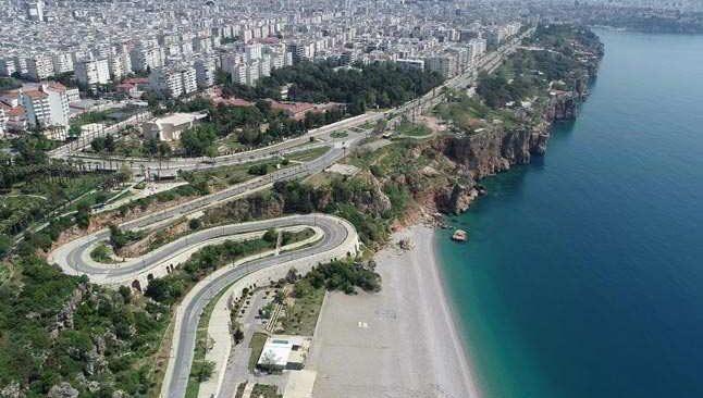 23 Nisan Cuma Antalya'da hava durumu...