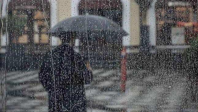 26 Nisan Pazartesi Antalya'da hava durumu! Sağanak yağışa dikkat...