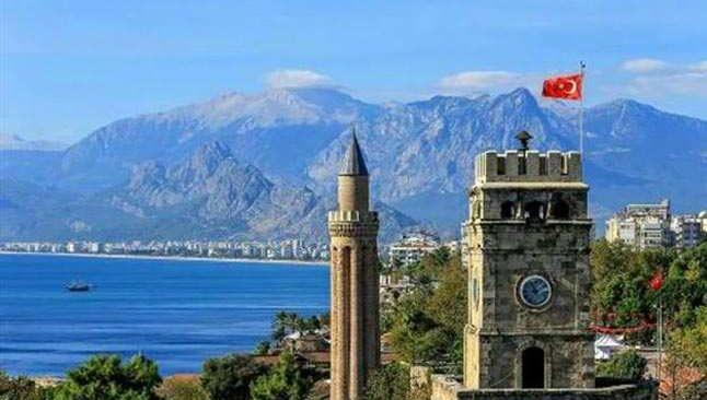 28 Nisan Çarşamba Antalya'da hava durumu... Havalar ısınıyor