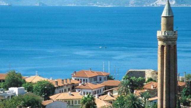 3 Nisan Antalya hava durumu! Meteoroloji'den uyarı... Sağanak yağışa dikkat...