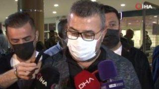 Antalyaspor Basın Sözcüsü Aziz Çetin'den hakem ve yayıncı kuruluş tepkisi