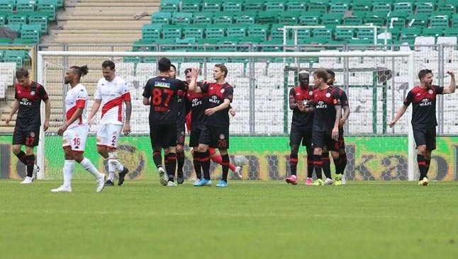 Antalyaspor, 90+'da güldü