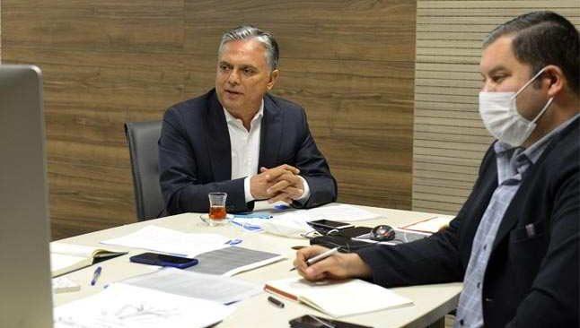 Başkan Ümit Uysal'dan Kaleiçi daveti
