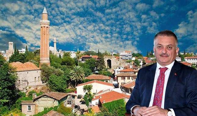 Vali Ersin Yazıcı, Antalya'daki vaka sayısını açıkladı!