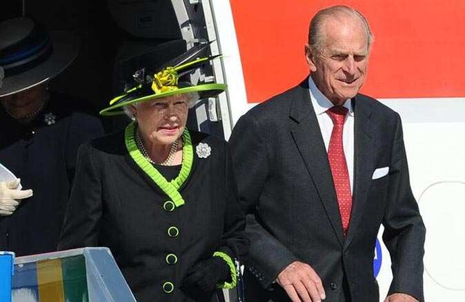 İngiltere Prensi Philip hayatını kaybetti