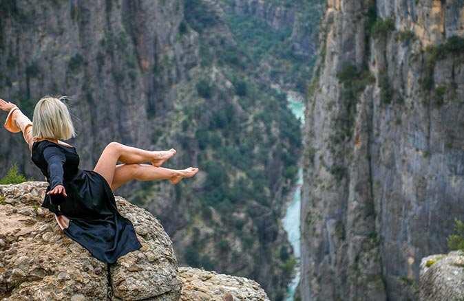 Köprülü Kanyon ve Tazı Kanyonu turistleri bekliyor