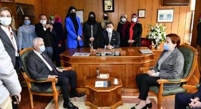İYİ Parti lideri Meral Akşener'den 'üçüncü ittifak' açıklaması
