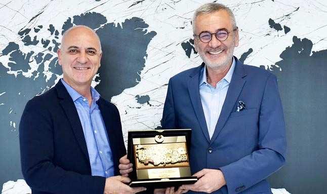 Antalya OSB Başkanı Bahar: Bayrak as takımına sahip çık