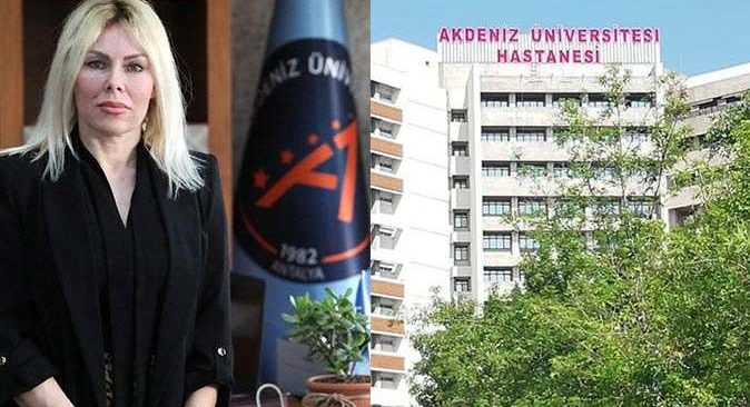 Rektör Özlenen Özkan açıkladı! AÜ Hastanesi'nde 'B' planı devreye girdi